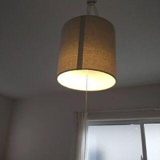 おしゃれ照明【電球付!】