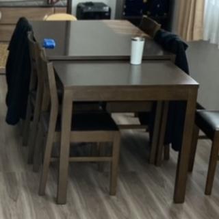 食卓テーブル6人がけ