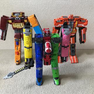 烈車戦隊トッキュウジャー ロボット