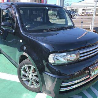 平成22年式 日産 キューブ 1.5 ライダー  2WD