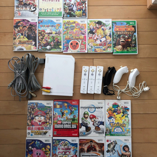 Nintendo Wii  お値下げしました。の画像