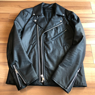 ユニクロ ライダースジャケット Mサイズ