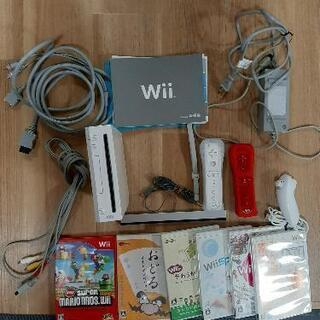 Wii ソフト5本付き