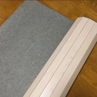 ニトリ ウッドカーペット 6畳