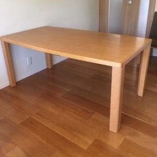 ダイニングテーブル w160 フクラ製 引取限定