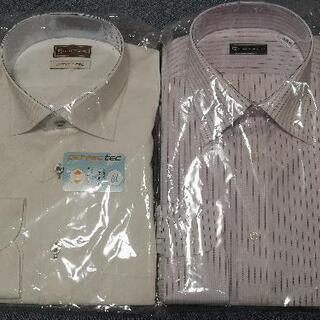 Yシャツ Lサイズ 4枚セット 未使用品