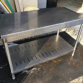 厨房ステンレス製作業テーブル