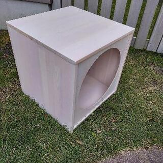 室内 ペットハウス 犬小屋 キャットハウス 木製 ゲージ