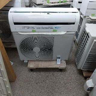 東芝10畳エアコン洗浄済み2018年
