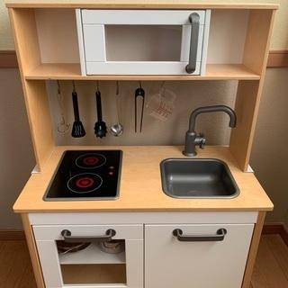 IKEA おままごと キッチン DUKTIG ドゥクティグ