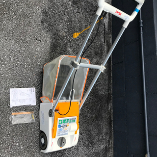 RYOBI電子芝刈機(中古、完動品)
