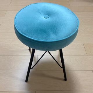 ニトリ スツール 椅子 二脚セット