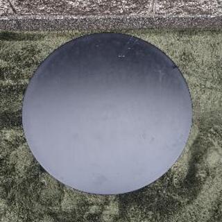 サイドテーブル(ブラック)