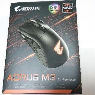 AORUS M3 有線ゲーミングマウス 未開封