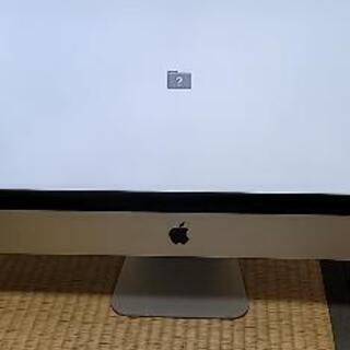 【ネット決済・配送可】apple imac a1311 mid ...