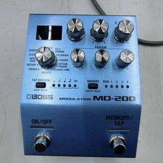 MD-200 BOSS マルチエフェクター 安心保証のハードオフ...