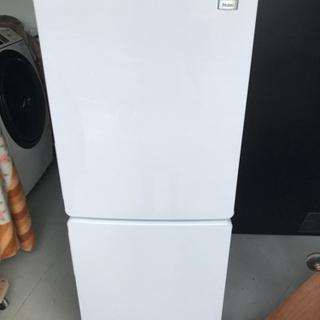 【直接引取送料無料】ハイアール 2ドア冷蔵庫 JR-NF148B...