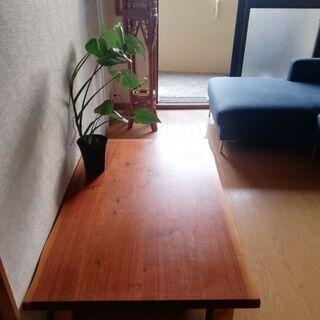 【ネット決済】座卓  120cm 折りたたみ式