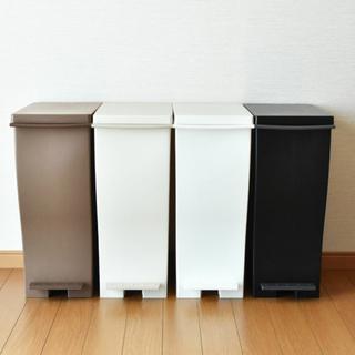 【現金取引】キッチン分別ゴミ箱(ベージュ)の画像