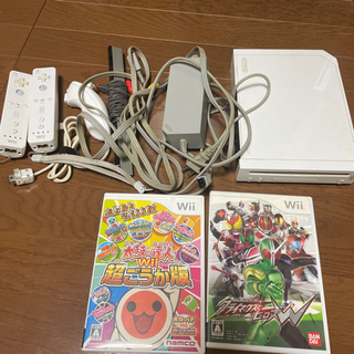 Wii セット 訳あり