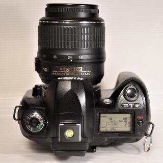 ニコン D70S デジタル一眼+ ズームレンズ18-55mm VRレンズ − 大阪府