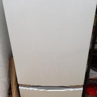 【ネット決済】東芝 冷蔵庫 153L GR-M15BS 2018年製