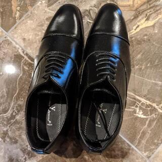 ビジネスシューズ 革靴 未使用 25.0