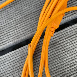お取引き中!RYOBI電子芝刈り機 リール式 刈込幅230mm - 売ります・あげます