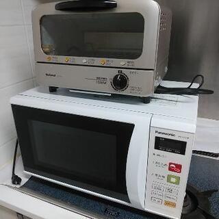 電子レンジ オーブントースター