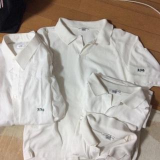 越谷総合高校のシャツ