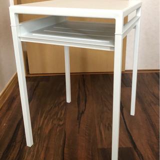 【美品 売ります】IKEA NYBODA ニーボーダ サイドテーブル