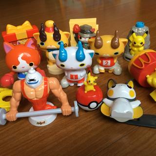 ハッピーセット おもちゃ 妖怪ウォッチ ポケモン