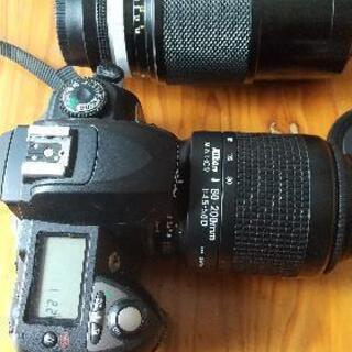 【ネット決済】Nikonレジタル一眼レフカメラ❗️