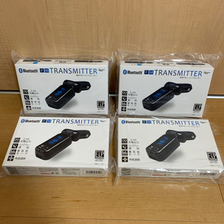 FMトランスミッター 1つ500円