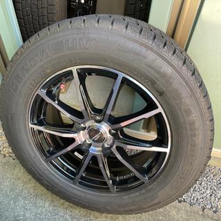 SUV用スタッドレスタイヤ