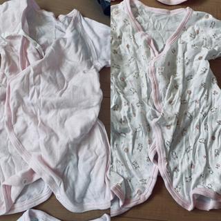 新生児から着れる服、肌着(現金のみです、ネット決済じゃない…
