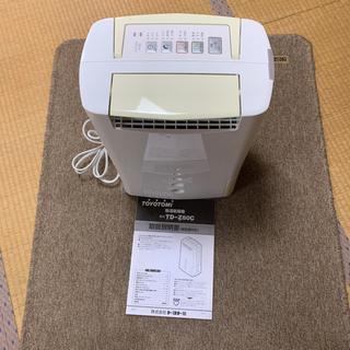 トヨトミ除湿機 説明書付き TD-Z 80C 衣類乾燥の画像