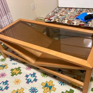 リビングテーブル天板ガラス