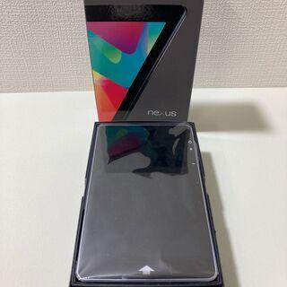 ★中古品 ASUS nexus7 16GB 美品です♪