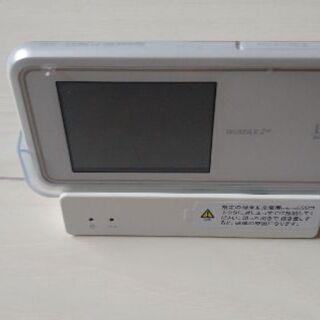UQ WiMAX2+ Speed Wi-Fi NEXT W02 ...