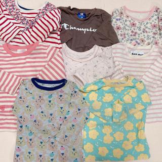 80 女の子 パジャマや保育園用