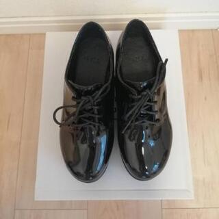 新品未使用 GRL 靴 黒