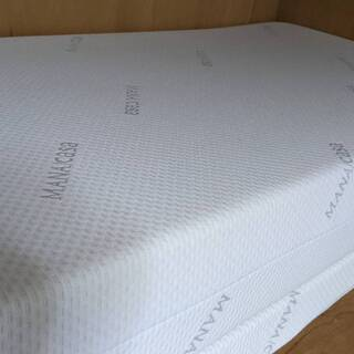 高反発セミダブルマットレス (マナベ 140cm)