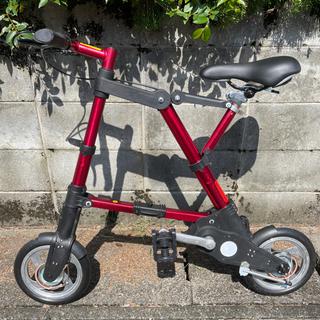 折りたたみ自転車 ジャンク品 【取引決まりました】