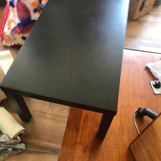 小テーブル ダメージあり