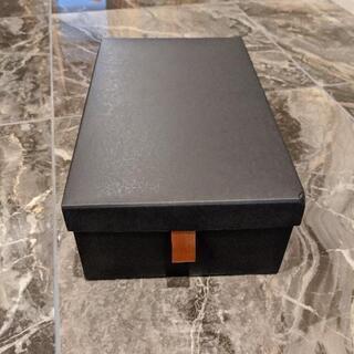 靴 空き箱 モデルルーム使用品