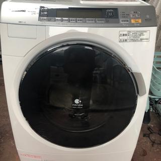 パナソニック、ドラム式洗濯機、NA-VX7000L, …