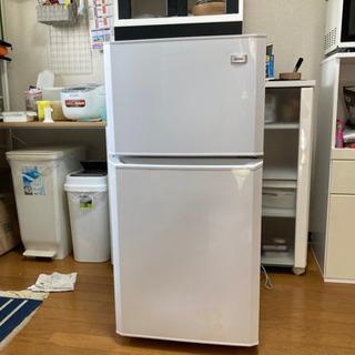 小さな現役冷蔵庫