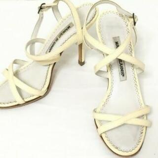 超格安 最高級ブランド 靴 👠MANORO BLAHNIK マノ...