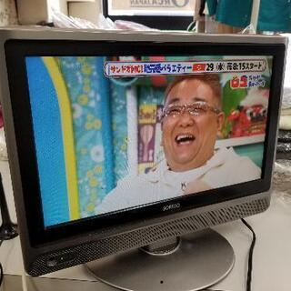 液晶テレビ 16型